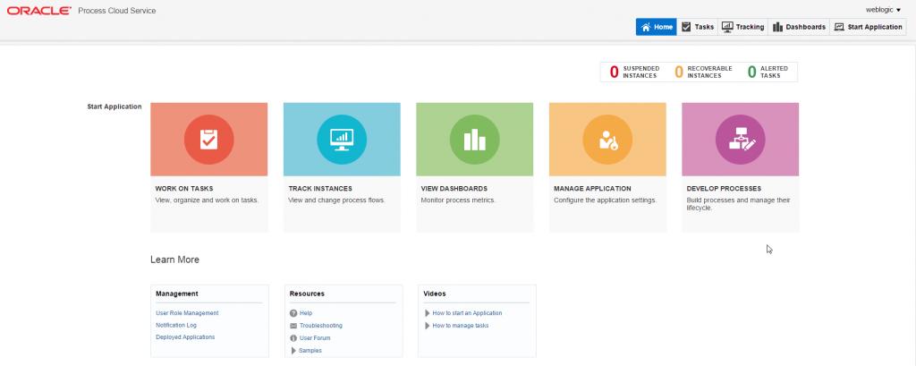 process cloud service documentation
