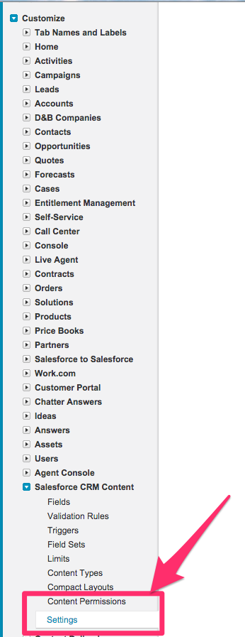 salesforce what is the content document id